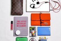 Travel essentials / Travel essentials