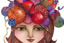 crochet y agujas de todo un poco / Como su nombre indica un poco de todo ideas,patrones,modelos... / by Rosa de la rosa