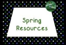 Spring Resources / Spring resources for the elementary classroom