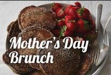 Mother's Day Brunch / Treat mom to brunch this Mother's Day with these delicious recipes! / by Ninja Kitchen