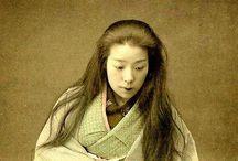 Long Hair Geisha