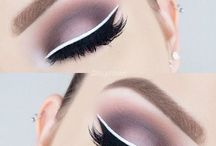 Eyes & Eye Makeup / Eye makeup that I wish I was clever enough to do...