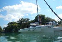 "My Corsair: Rick Davis' Dash 750 MkII / Rick Davis, from Key West, Florida, is the proud owner of a brand new Corsair Dash 750 Mk II! This album is dedicated to Rick and his new boat ""Kai Uli"" along their journey together! #davisdash750 #DashKaiUli"