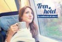 Ofertas Trenes / Descubre nuestras ofertas en trenes y tren + hotel para viajar más barato