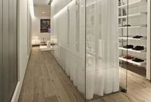 Dressing Rooms / Dressing Rooms