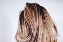 Ombré Hair Styles / Ombre hair styles that I love.