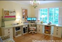 Craft Room / by Jenn Walker