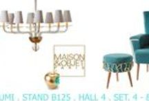 Maison & Objet Paris Sep2015 / Villa Lumi at Maison & Objet Paris, September 2015