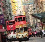 HONG-KONG / Путешествие в Гонконг
