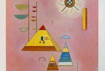 Kandinsky / Colour and form as a spiritual language . . .  / by SeannaB