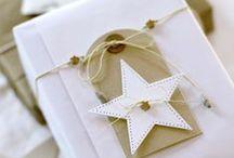Ideas para crear en Navidad / Envolturas, manualidades y todo tipo de creaciones para Navidad