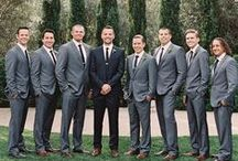 The Boys >Wedding Photo Inspiration< / Wedding photography inspiration for the groom and his boys