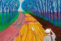 Painter's view / Art, Landscapes, Seascapes, Cityscapes, Paintings