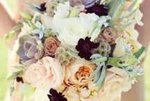 Floral Inspiration / Bouquets, centerpieces and lots of petals.