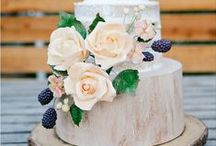 Decadence / Cakes & treats/ wedding dessert tables/ wedding dessert inspiration/ wedding cakes