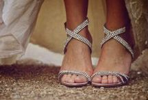 Shoes / For a walk down the aisle and dancing the night away./ wedding shoes/ bridal shoes/
