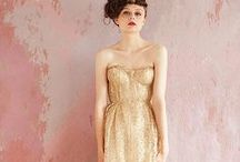 Gold / Gold wedding details/ gold wedding inspiration
