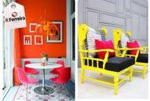 DECORAÇÃO / Dicas , Ideias e sugestões sobre decoração!