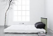 Plain and Simple / Simple living, interior, design