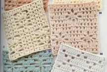 Crochet - Various Stitches