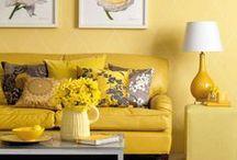 CORES / O poder das cores na decoração!