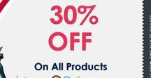 Natural Beauty Products / Independence Day Sale..!!!!  Get 30% OFF on All-natural beauty products at GoAyur.com.  Use Coupon Code: FREEDOM during CheckOut.  Don't miss one of the BIGGEST sales of the year! SHOP NOW Before it's too late!