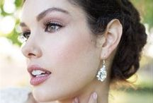 Bridal Earrings / Wedding accessories/ Bridal Jewelry/ Bridesmaids jewelry