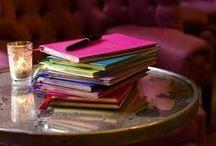 WRITING, PAPER, PENS, ETC. / by Kaylynn Jondreau