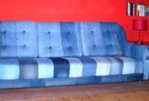 Denim Furniture / Denim Furniture
