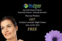 Day / Night Face Cream - Best Facial Creams & Moisturizers / Revitalize your face with 100% Pure Herbal Facial cream & Moisturizers at Goayur.com