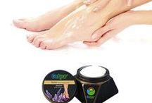 Natural Foot Care & Healing Dry feet