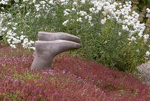 Kerme için bahçe fikirleri / Fikirler , bahçe tasarım