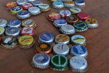 DIY| Beer! / Toutes les idées DIY recup à faire avec nos bières Meteor :)