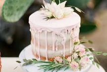Wedding Cakes and Wedding Desserts