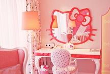 Hello Kitty / by Hilarymae B