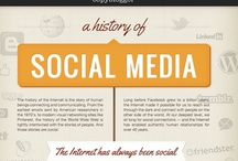 Infographics / Τα πάντα για τα Social Media - εικονογραφημένα!