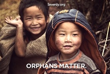Orphans and Adoption / Caring for children around the world