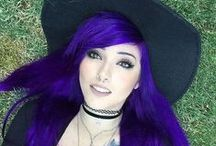 Leda!! :D She inspires me! :))))) Hope to meet her one day! :) / by ☽Lauren Musick☾