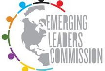 Emerging Leaders Commission / The purpose of this youth directed organization was on the principles of developing inter-generational partnerships to combat global issues by providing tools, resources , and recognition for POSITIVE action. Committee: Healthcare, Education, Jobs/Employment, Youth Engagement