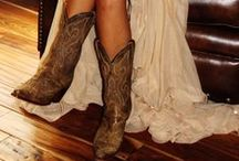*Cow Girl Boots & Daisy Dukes*  / Love this dress style - Laid back & Chilled :)