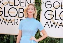 Golden Globes Outfits We Love / Just a few of our most loved outfits from last night's Golden Globes.