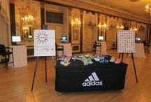 The Custom Sneaker Experience / A fun and engaging event for any destination meeting concept. Especially family-friendly.