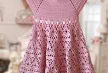 Crochet patterns for babies, kids and women. / Crochet ideas, patterns and pictures. Clothing and home decor. Diy Projects. Easy crochet patterns. Home decor, babies, children women. Crochet Baby dresses. Vintage.