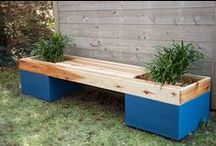 Backyard Ideas Projects / Take your backyard to the next level.