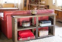 DIY Furniture / Take the furniture in your home to the next level with customized pieces. Let us help you D-I-Y!