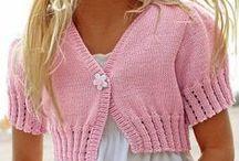 knitting  -  πλεξιμο με βελονες