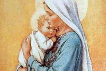 Mary Jesus Joseph