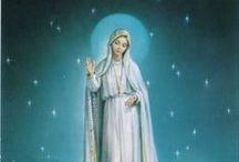 Apparitions de Marie dans le monde - Noms de Marie