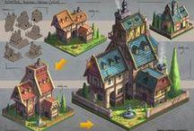 illust - Building / Building