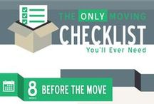 Moving Tips / A board dedicated to moving tips to make your life easier when it comes to that stressful time.